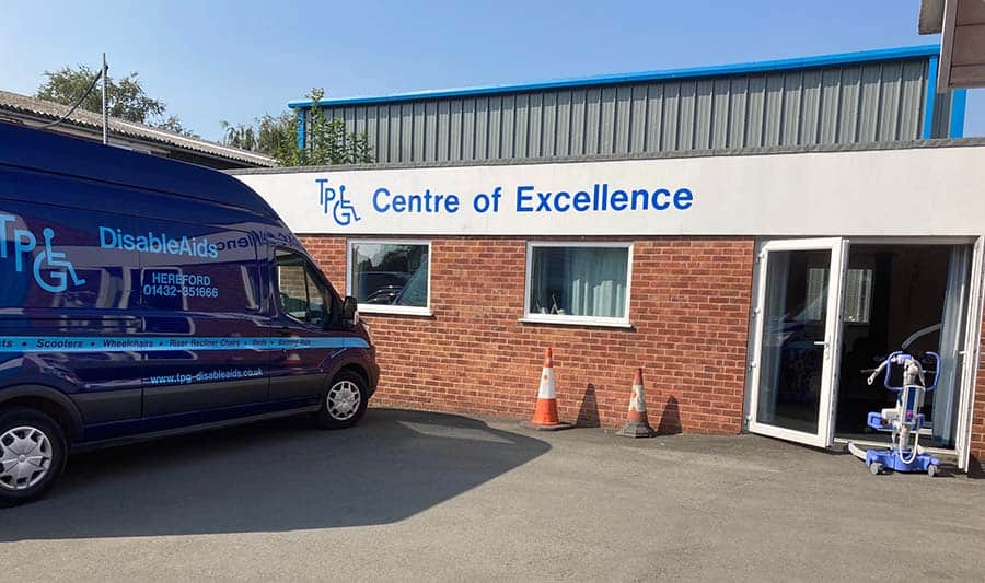 TPG Centre of Excellence