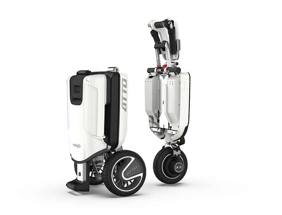 ATTO mobility scooter image