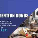 Gov job retention bonus