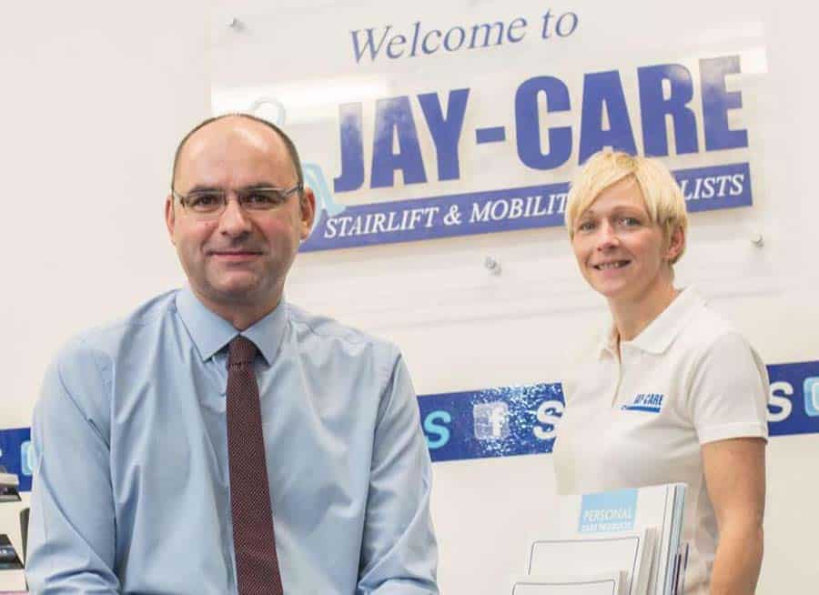 Jay Care Stairlift and Mobility Paul