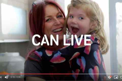 The 'Time for Can' campaign is being spearheaded by a national TV advert.