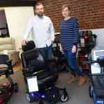 Three Counties Mobility founders