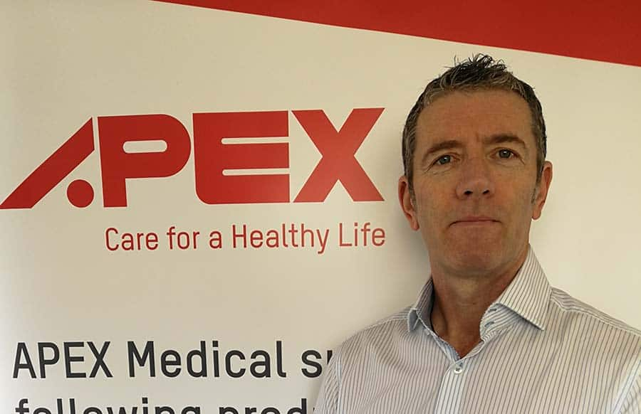 APEX Medical Greg Whelan