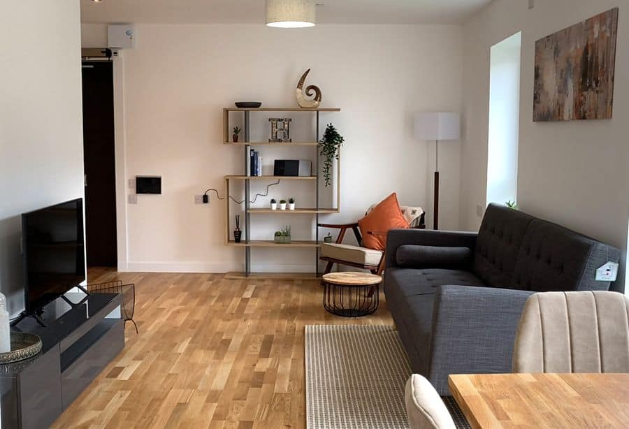 Blackwood accessible homes, Scotland