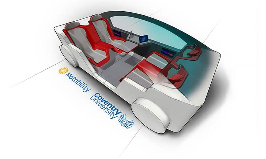 Coventry University and Motability launch innovative research studentship in accessible transport.