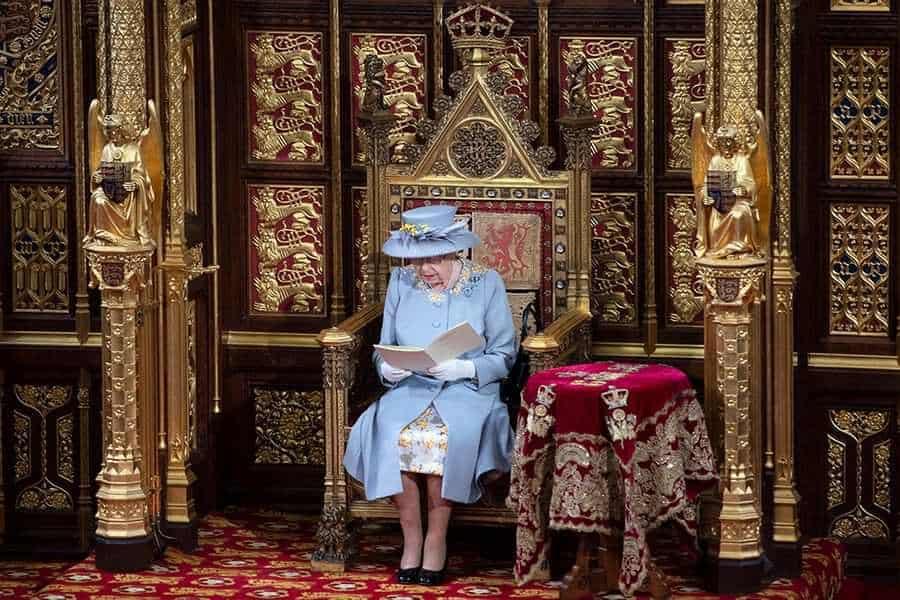 Queen's speech 2021