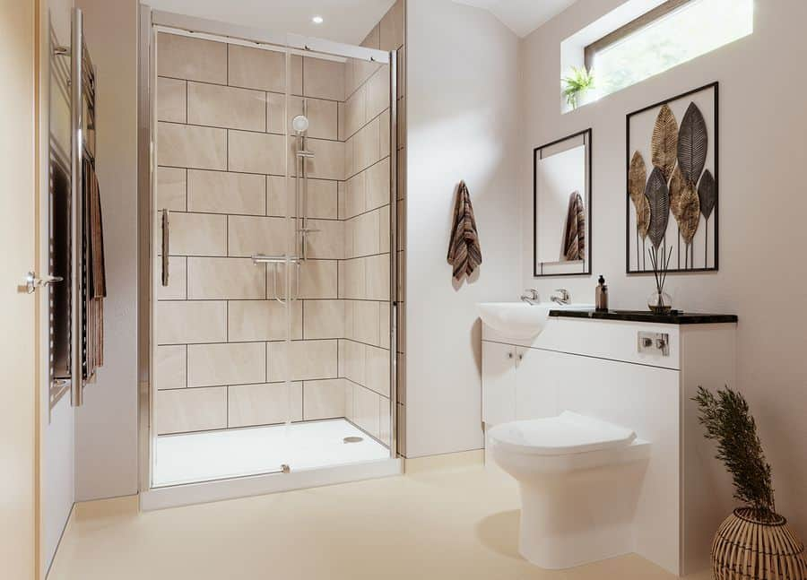 AKW showering collection