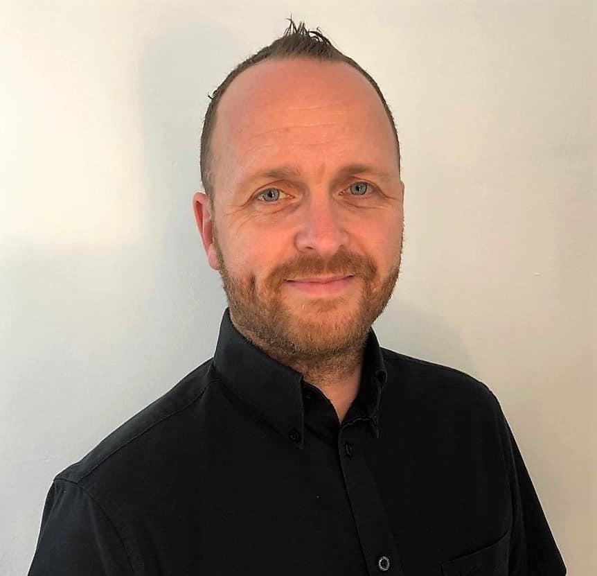 Darren Legg, Managing Director of DIETZ Rehab image