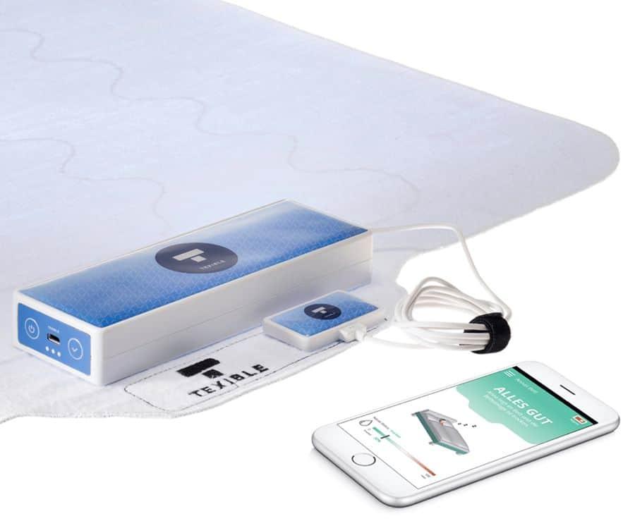 Willow Design sensor textile mats
