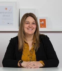 Emma McAuley joins as Global HR Director, Handicare