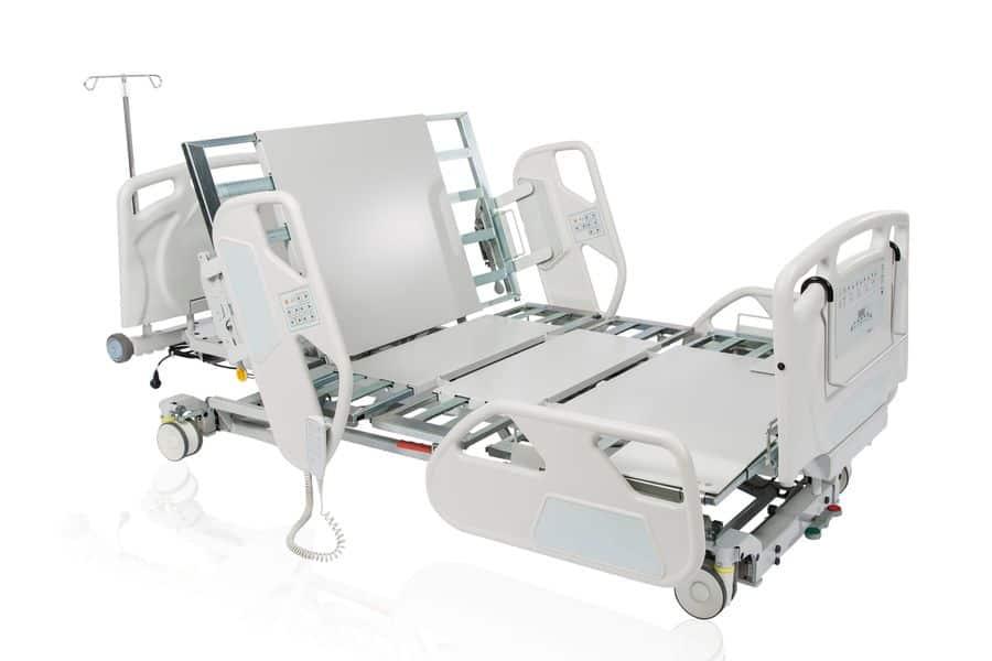 Innova bariatric bed
