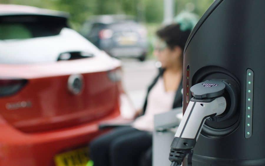 Motability EV charging project
