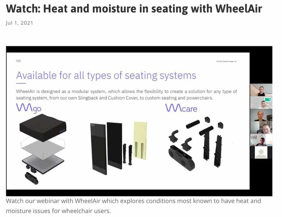 WheelAir webinar