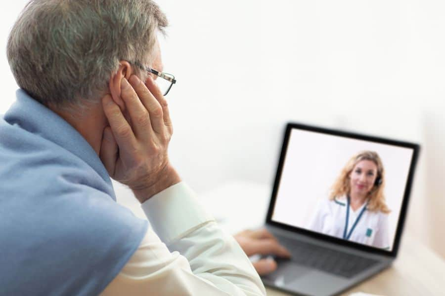 Complete Care Shop video call