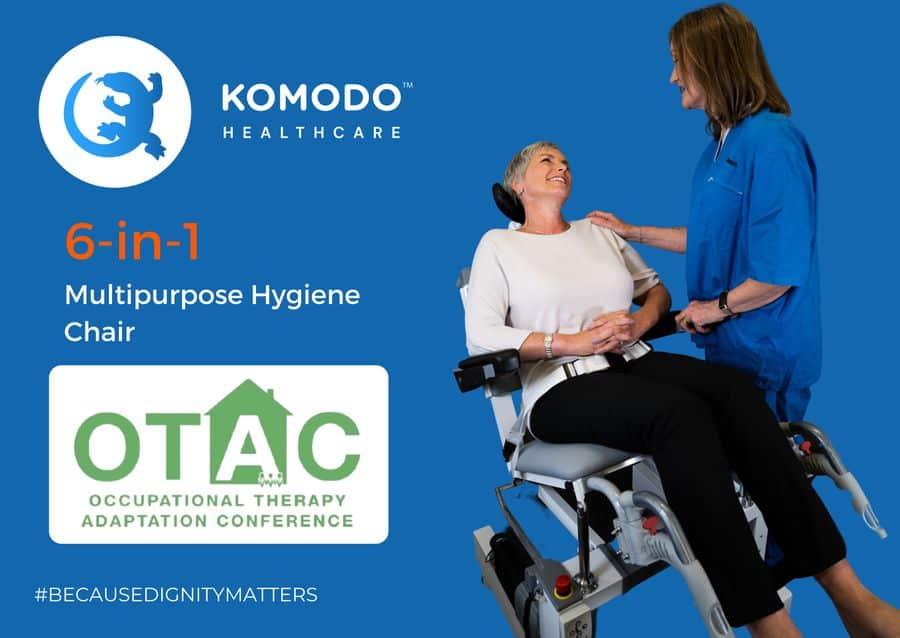 Komodo Healthcare event