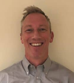 Mark McNulty, Sales and Marketing Director for Platinum Stairlifts