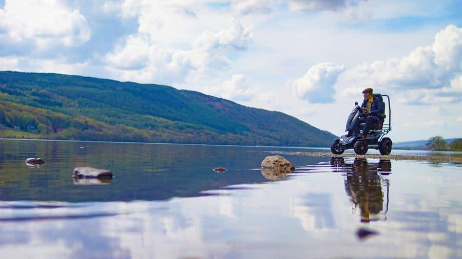 TGA Lake District film