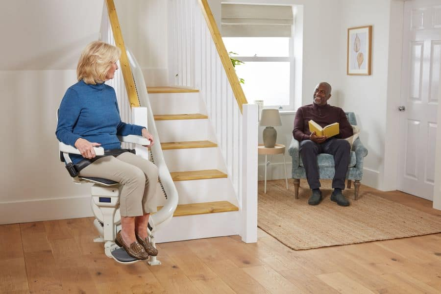 Platinum Stairlifts Ultimate Stairlift