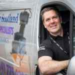 Billy Finnie at Mobility Scotland