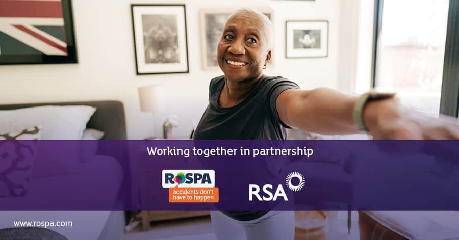 RoSPA and RSA Group launch Fall Fighter campaign