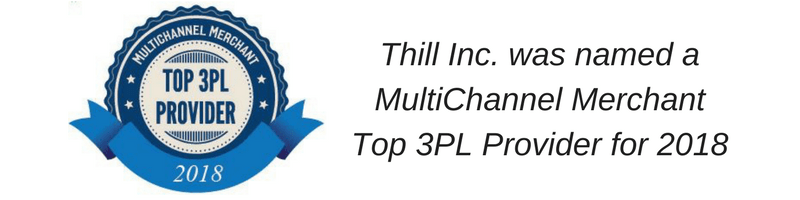 Thill MultiChannel Merchant Top 3PL 2018