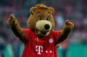 Bayern Munich Mascot