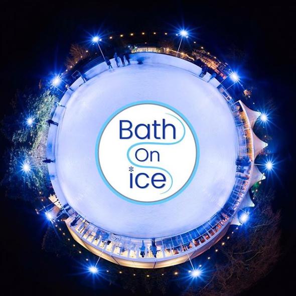 Bath on Ice