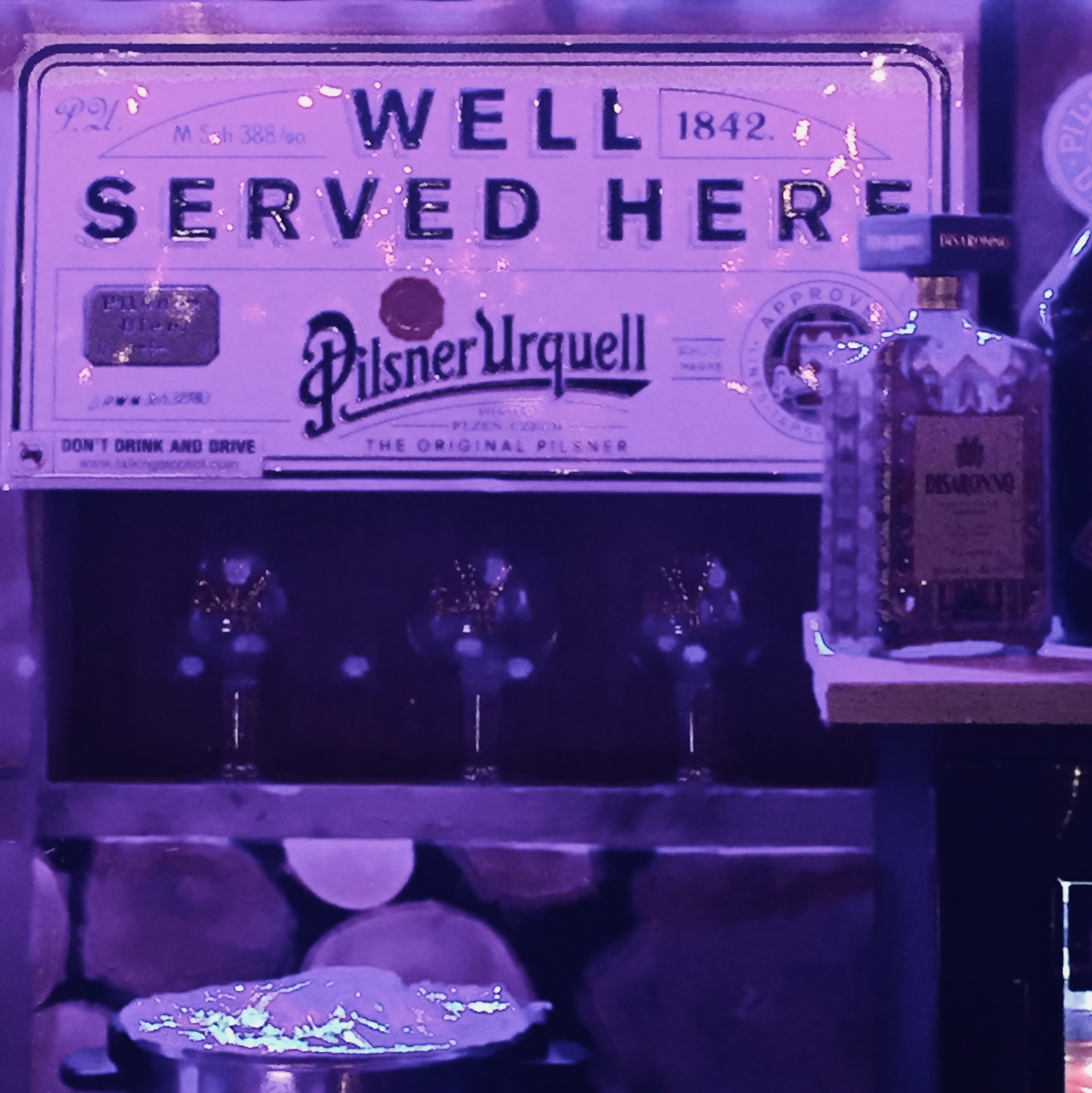 Pilsner Urquell Sponsorship
