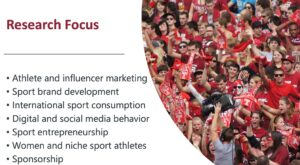 Research Focus Sport Business