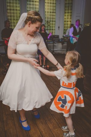 #MausWedding19: May the force be with us!