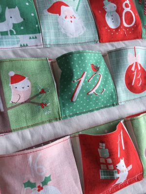Our Plastic Free Advent Calendars | Marvellous Mrs Maus