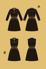 Cardamone dress