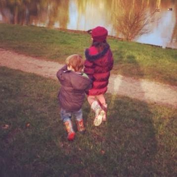 Woodland Walk (family time January!)