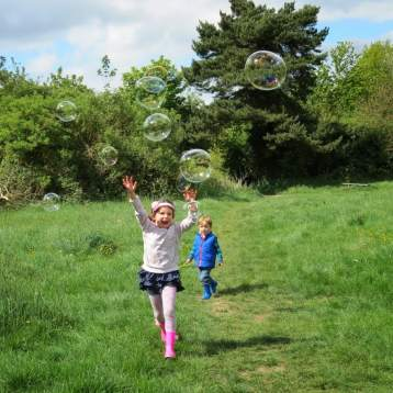 Bubbles Adventure!
