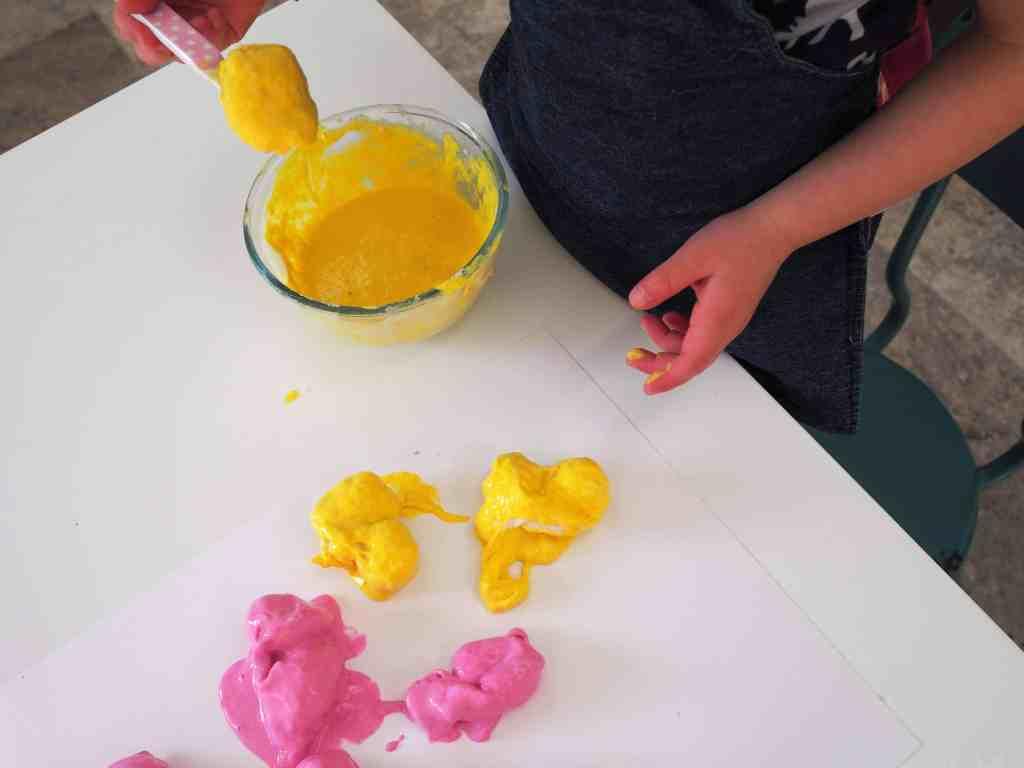 Kids Easter Egg Craft