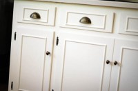 Painting Cabinet Hinges  Avie Home