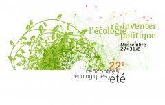 Rencontres écologiques d'été