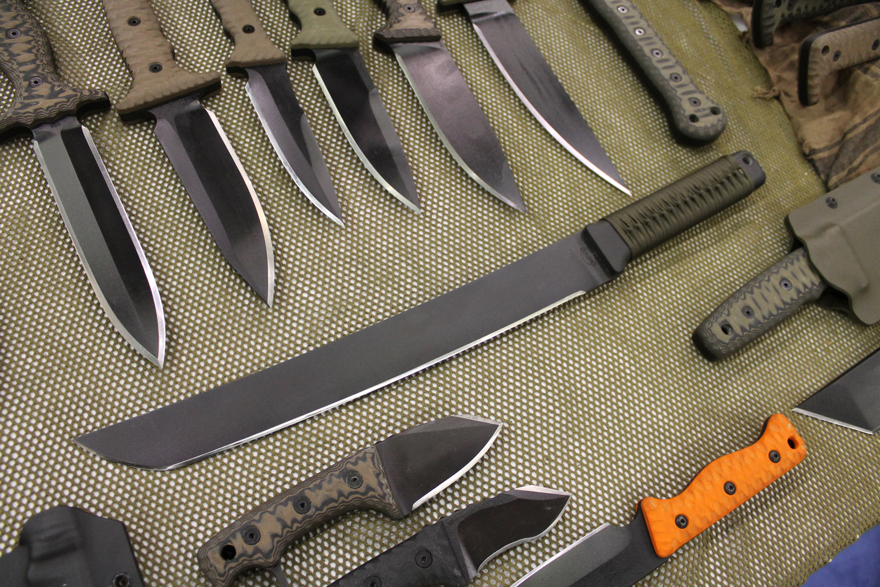 Miller Brothers Blades Serious Heavy Use Knives
