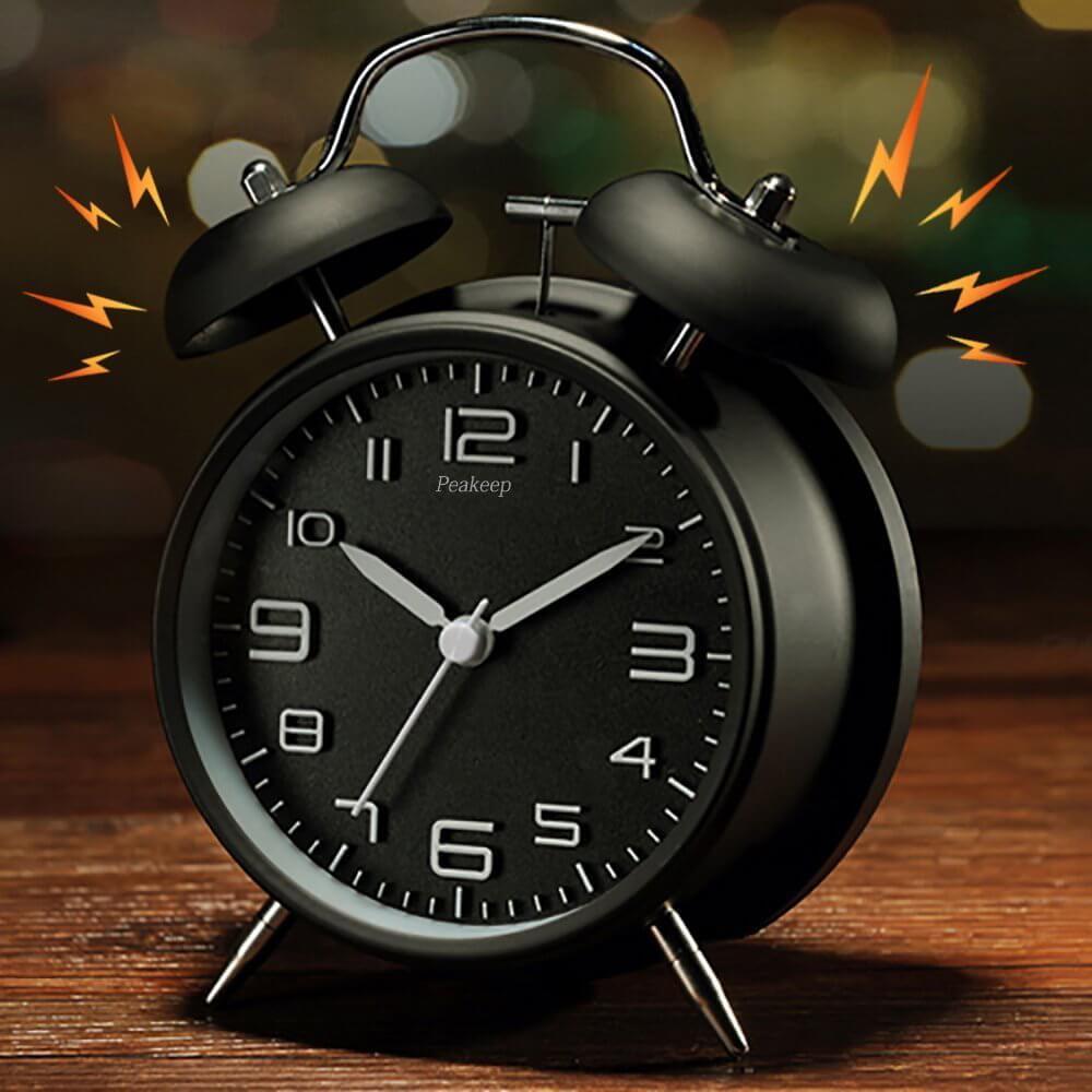 unique alarm clocks that