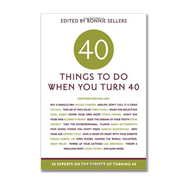 40 things to do