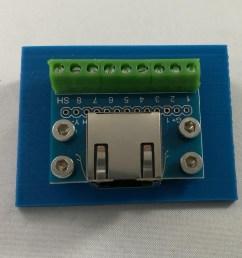 ft 5 rj45 breakout board wiring upgrade [ 2366 x 1735 Pixel ]
