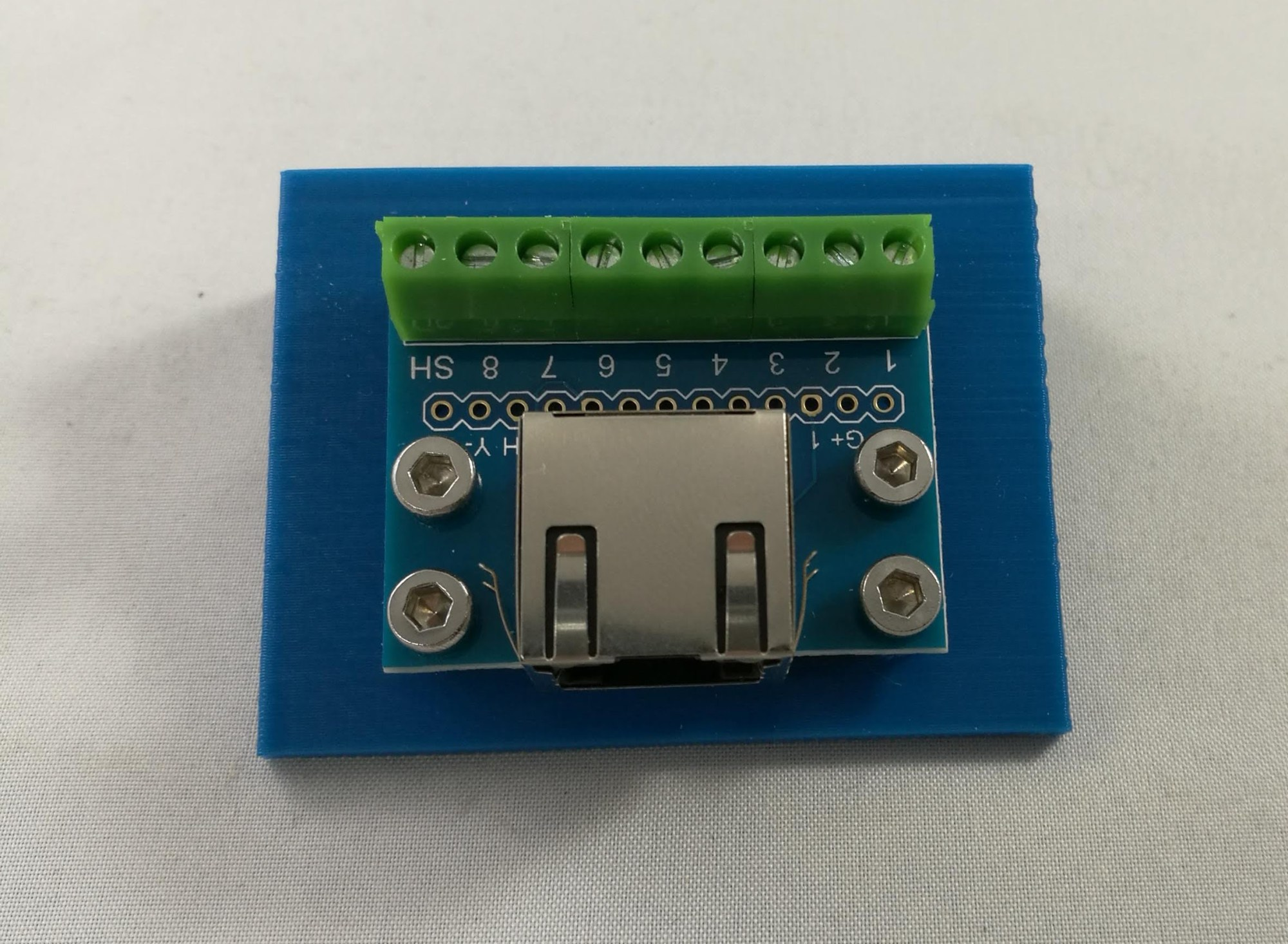 hight resolution of ft 5 rj45 breakout board wiring upgrade