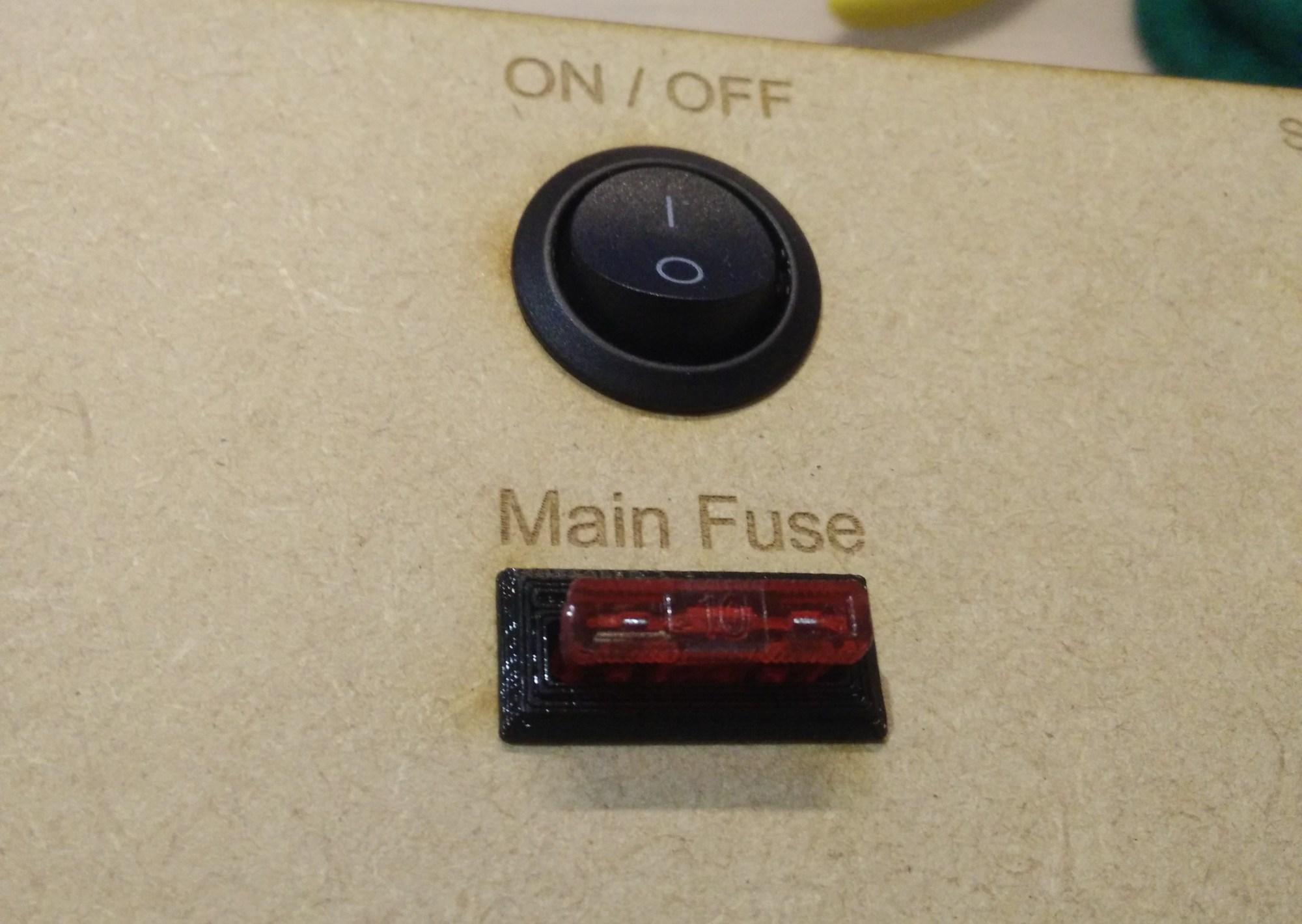 hight resolution of panel mount blade fuse holder car fuse by mrhaza dec 25 2018 view original