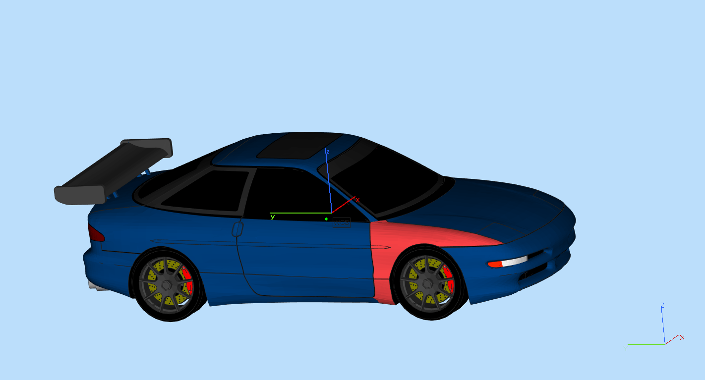 ford probe gt 1