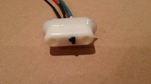 small resolution of rgb led sensor ir blaster housing
