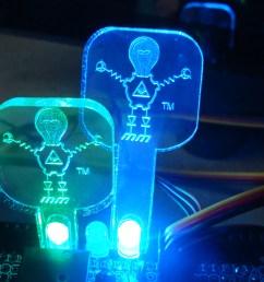 led light guide [ 3456 x 1944 Pixel ]