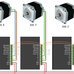 Wiring Diagram Switch Lennox Gcs16 Charly Robot Arduino By Fablab_276 - Thingiverse