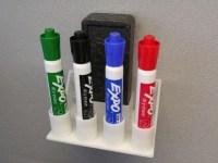 White board marker and eraser holder by jakec9