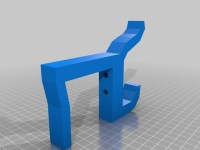 Office Cubicle Coat Hook by sTeAkNuggeT - Thingiverse