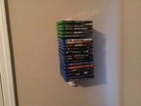 Blu Ray DVD wall rack/hanger by Element18592